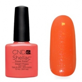 CND Shellac™ (Open Road) Desert Poppy