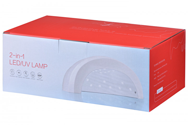 Лампа UV/LED sun one