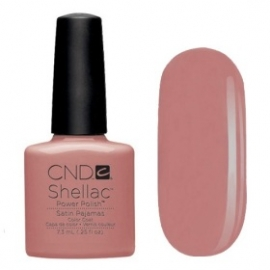 CND Shellac™ (Intimates) Satin Pajamas