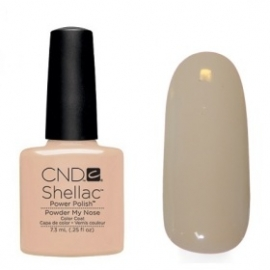 CND Shellac™ (Open Road) Powder My Nose