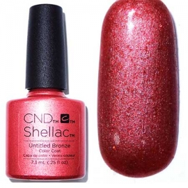 CND Shellac Untitled Bronze (Art Vandal), 7,3 мл
