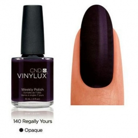 VINYLUX CND, Regally Yours, №140
