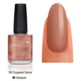 VINYLUX CND, Sugared Spice, №152