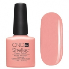 CND Shellac™ (Intimates) Nude Knickers